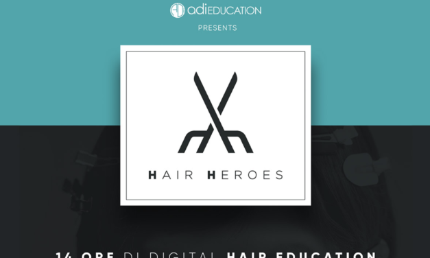 HAIR FESTIVAL IN LIVE STREAMING sul canale YouTube di ADI EDUCATION