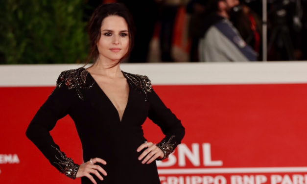 RED CARPET LOOK: ROCIO MUNOZ MORALES E IVANA LOTITO