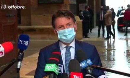 Covid, Conte ha firmato un nuovo DPCM con le nuove misure