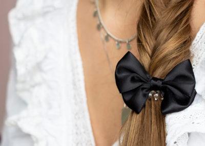 Fiocco per capelli Bowtique