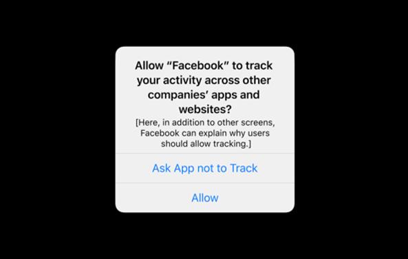 La guerra tra Facebook e Apple che farà crollare il 60% del fatturato ottenuto dalle ADS?