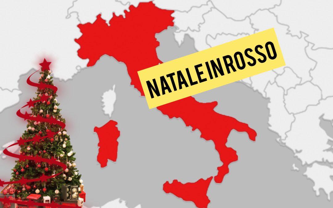 Gli 8 punti dell'Italia Rossa a Natale che devi conoscere