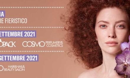 RIMANDATO A SETTEMBRE 2021 COSMOPROF BOLOGNA