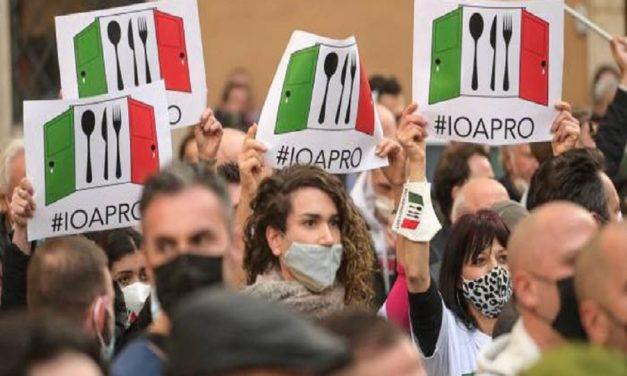 Aprire oggi per non fallire domani- La Manifestazione a Milano del 28 Marzo