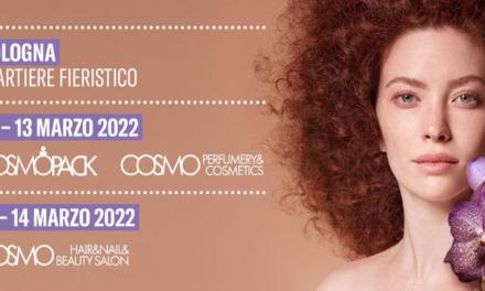 COSMOPROF BOLOGNA POSTICIPATO AL 2022 CON UN NUOVO FORMAT