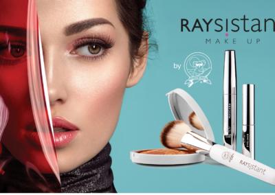 La linea make up RAYSISTANT®