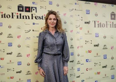 Claudia Gerini, madrina del festival