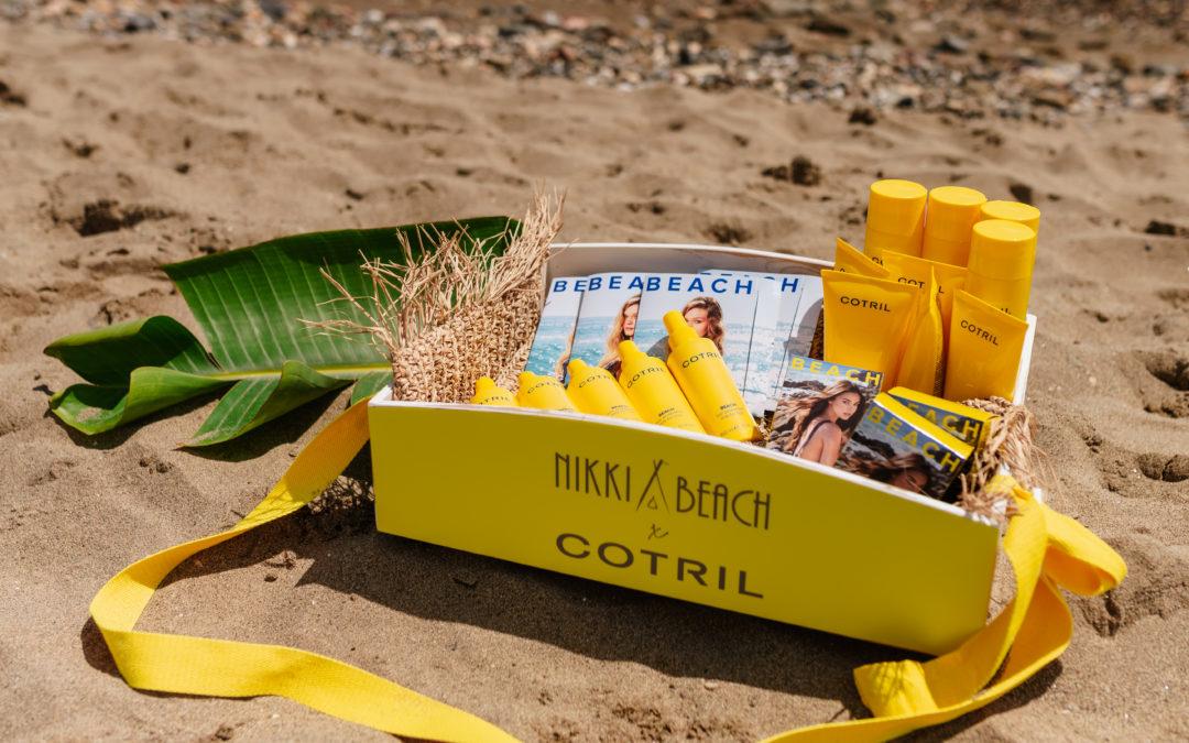 NIKKI BEACH & COTRIL: UN'ESTATE ALL'INSEGNA DELLA BELLEZZA.