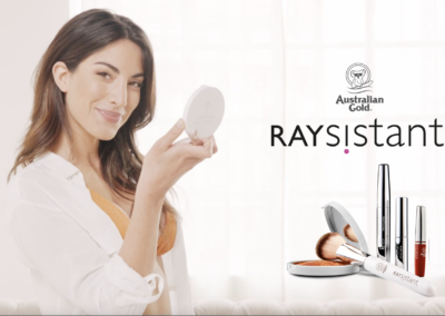 Raysistant make up