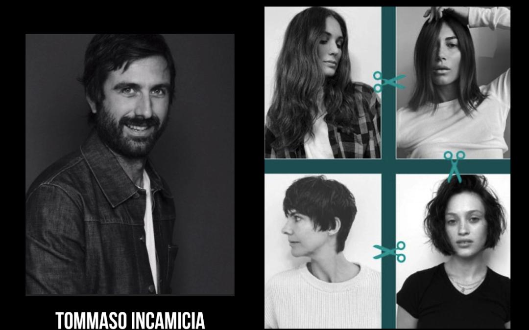 """ADI Education presenta: il corso parrucchieri di cut&styling """"Cut Transformation"""" di Tommaso Incamicia"""