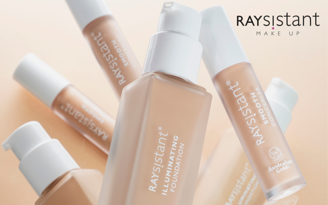 RAYSISTANT BY AUSTRALIAN GOLD  PRESENTA IL NUOVO  SMOOTH CONCEALER E ILLUMINATING FOUNDATION